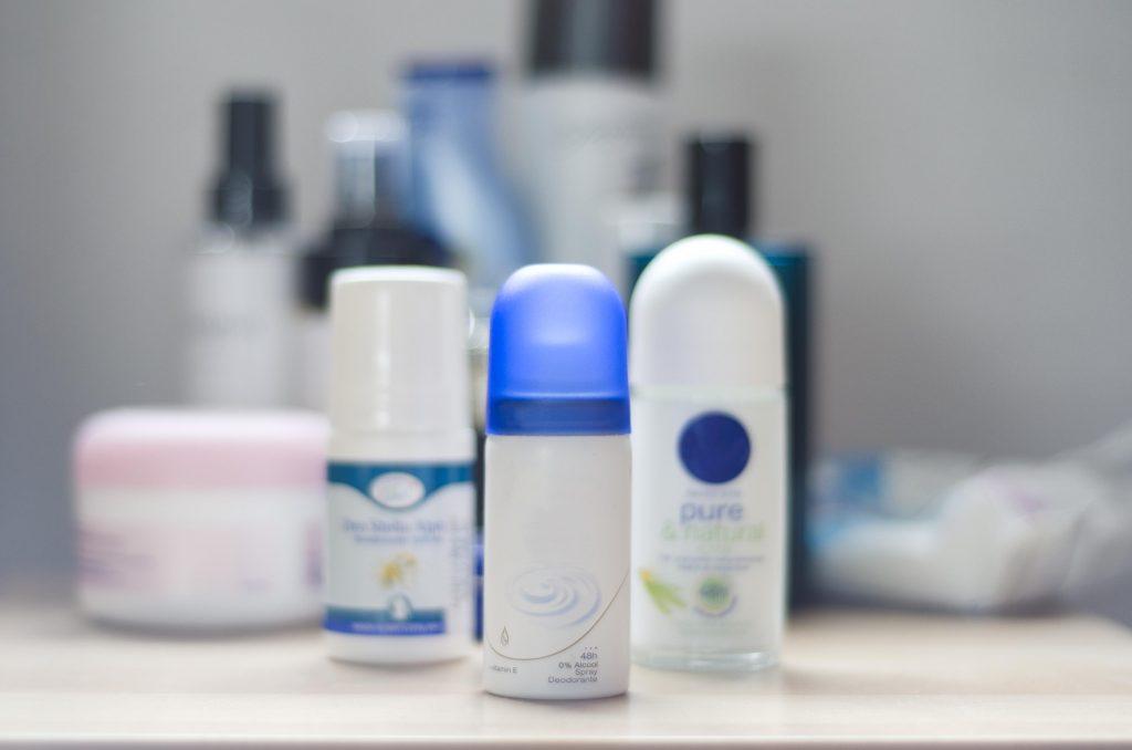 Deodorante pelle Francesca Leto
