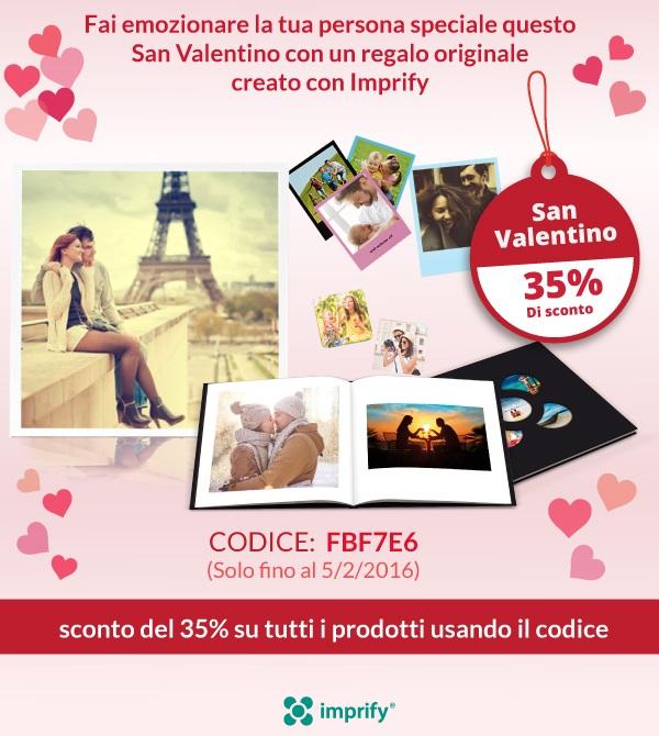 Francesca Leto Imprify San Valentino
