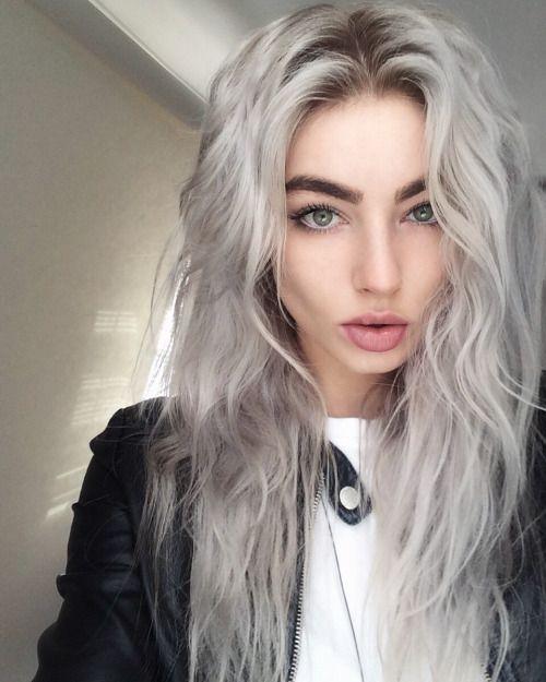capelli grigi
