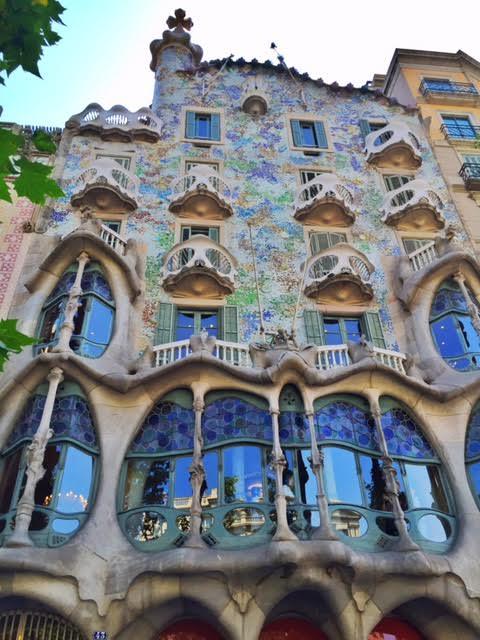 casa Batllo Barcellona Ateca