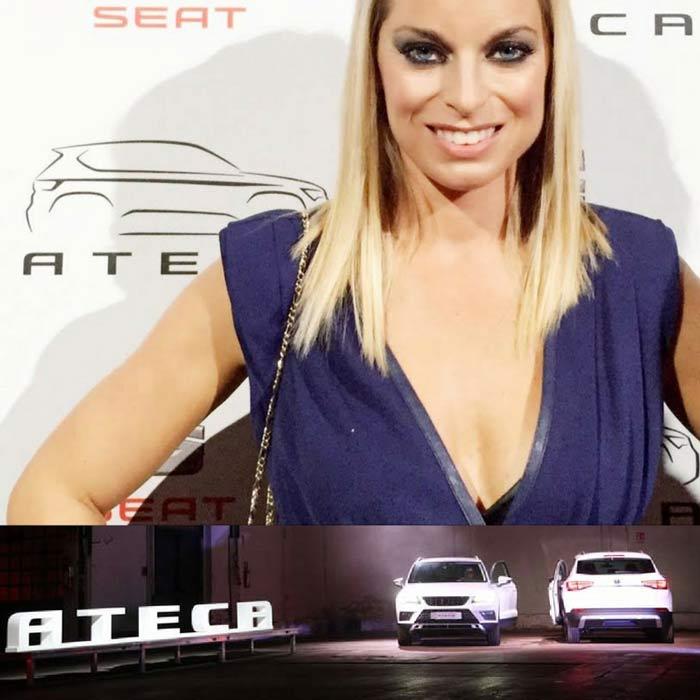 Nuova SEAT Ateca : un party esclusivo dedicato a lei