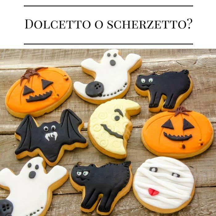 Halloween : preferisco il dolcetto!