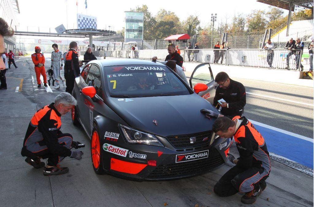 SEAT Francesca Leto Motor Sport