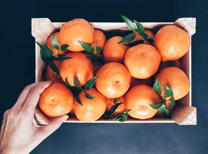 raffreddore arance