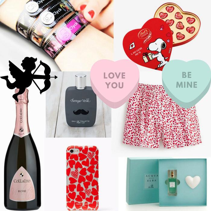 San Valentino : 10 idee regalo per lei,per lui e per la coppia