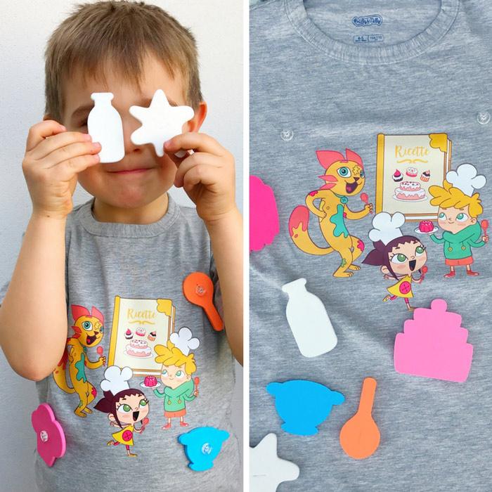 Willy&Nilly : vestirsi è un gioco da bambini!