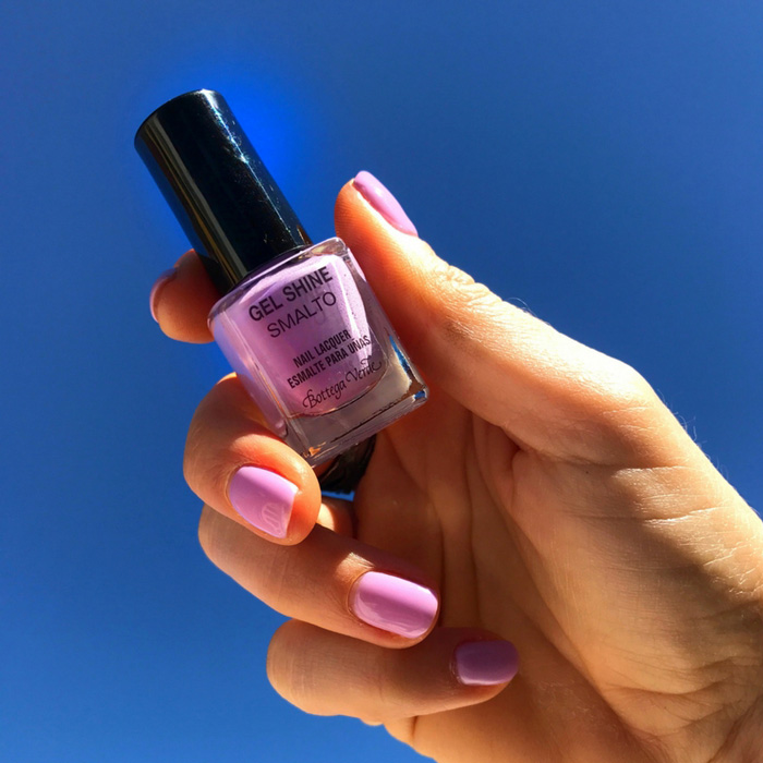 Smalti Gel Shine Bottega Verde:colori di primavera!