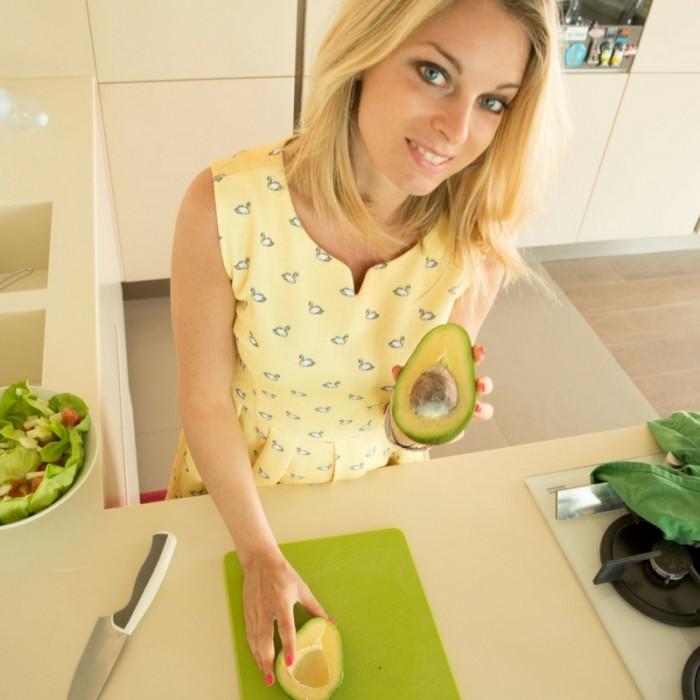 La mia ricetta:semplicissima e super healthy!