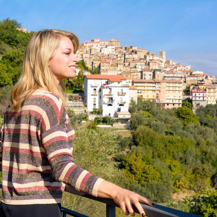 Alla scoperta di Castel San Lorenzo e del lambiccato DOP