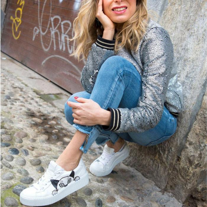 NiRa Rubens le sneakers che si fanno notare