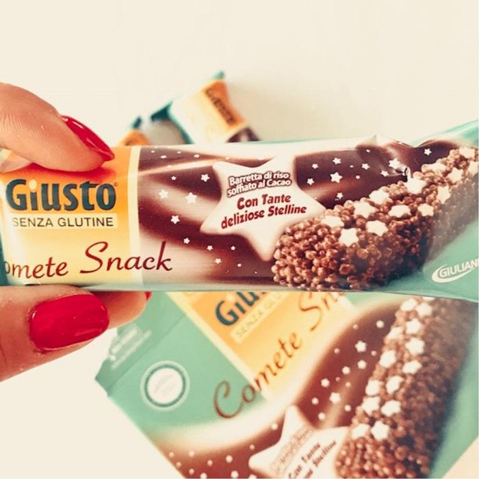 Giusto: la dieta senza glutine ricca di gusto e di.. scelta!